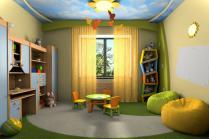 Kako da uredite dječiju sobu?