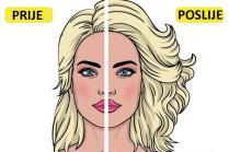 9 trikova za puni volumen kose