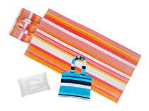 3u1 set - peškir, torba i jastuk