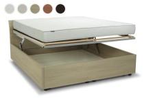 Lettia okvir kreveta sa sistemom odlaganja