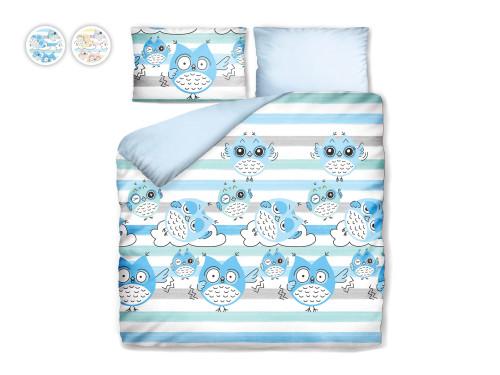 Emotivne sovice posteljina