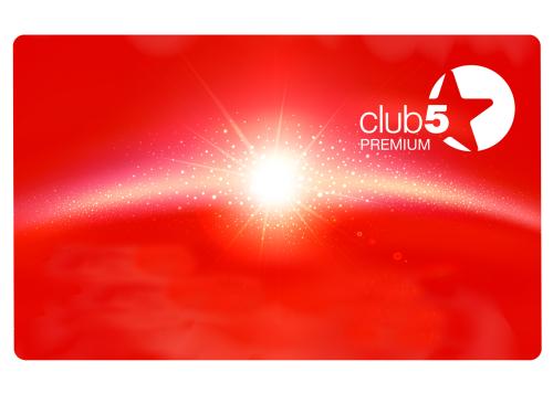 Top Shop PREMIUM Club 5* članstvo