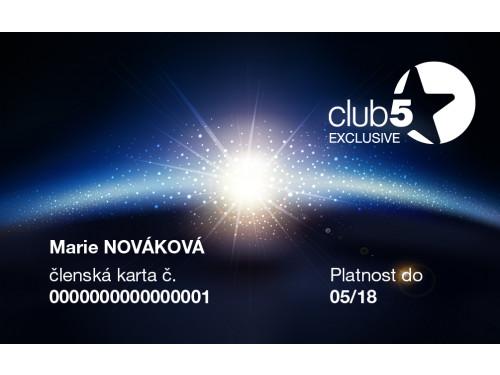 Top Shop  EKSKLUZIV Club 5* članstvo
