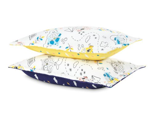 Emotivne sovice jastuk