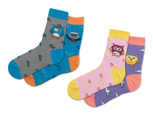 Set čarapa Emotivne sovice