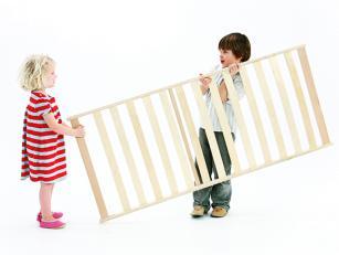 Kako izabrati odgovarajuće letvice za krevet?