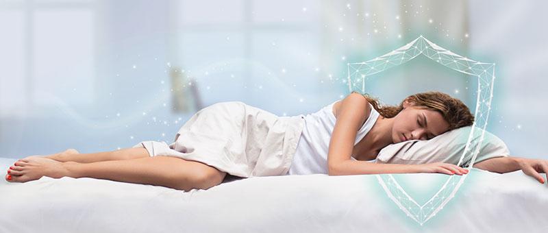Kvalitetan san štiti imunološki sistem!