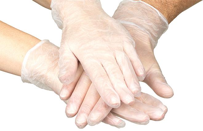 Rovus Vinyl Gloves