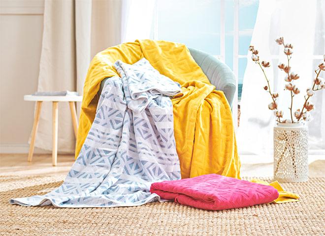 Dormeo Cotton Terry Blanket V2